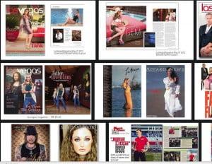 View Magazine-Ad-Editorial Portfolio