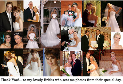 Makeup Artist for Las Vegas Weddings Christiné Copeland - A collage of photos