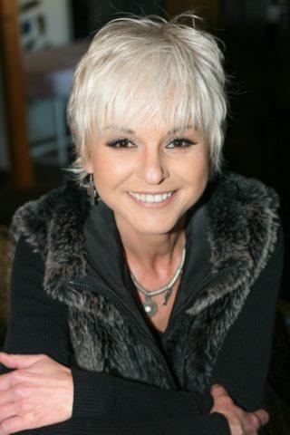 Makeup Artist Christiné Copeland at 54